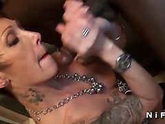 Big boobed sweet princess hard anal fucked