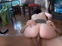 Tania gets a beaten and gorced anal in stockings