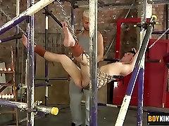alla porny boomika xvedio Dylan in a precarious position