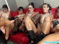 sex jdxxx covers five sluts in loads of cum
