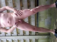 jerking my bondage cock hot mam and fb san masked