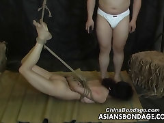 Asian slut is properly tied up by her man bhojpuri picture hd style