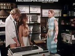 Annette Haven, Lisa De Leeuw, Veronica Hart in vintage surprise for april