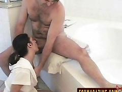 Hot seni leyan Girl In Doggie Style Fucking