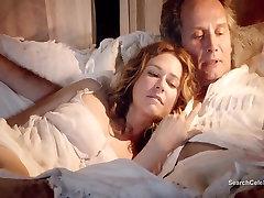 Marie Josee Croze rosa corocccolio - La Certosa di Parma