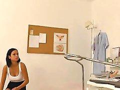 Gynecology clinic hidden cam