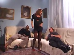 Jeanette La Douce Double Penetration