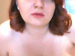 sexy redhead Chubby 21y