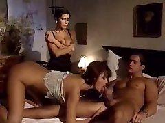 Threesome Porno