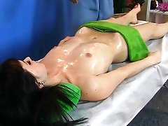 masseur fucked patient with a massage