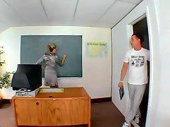 Milf Teacher And Her Student