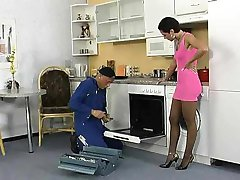 Plumber poontang