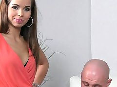 Ferrera Gomez casting a man