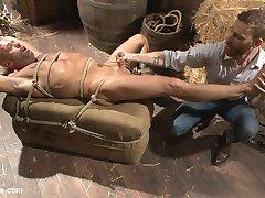 Sebastian Keys just got a job working as a farmhand under a lean country stud, Coby Mitchell. As...