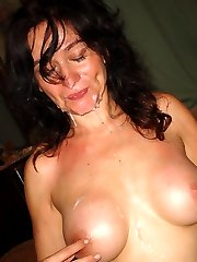 licking pussy at swingers party