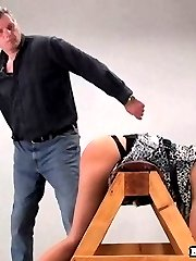 Miela finds herself at the mercy of our spanking Master yet again. Admittedly, hes much more...