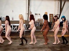New Abducted Slaves Training Class