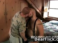 Ashby Red and Nate Wolf gay bears part1