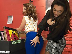 Savanna Fox comes in to Jessys record store right as Jessy is trying to close up. Savanna is...