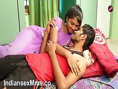 Newly Married Indian Couple Honeymoon Romance Video