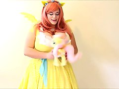 Penny Underbust Fanservice Friday: Fluttershy Again