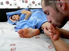 Feet Femdom Videos