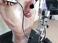 Mummified Machine Milking