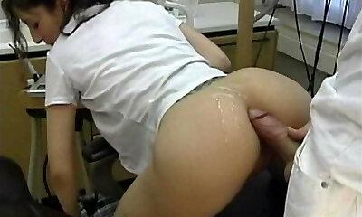 Classic nurse porn