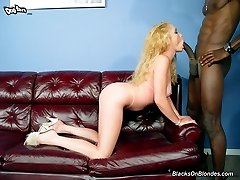 Krissy Kay Loves Interracial Sex at Blacks On Blondes!