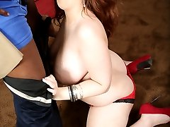 Felicia Clover Is An Interracial Black Cock Slut at Blacks On Blondes!