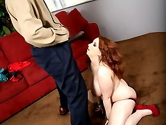 Felicia Clover Loves Interracial Sex at Blacks On Blondes!