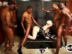 Black Cock Slut, Sarah Vandella 2 gets Hammered at Blacks On Blondes!