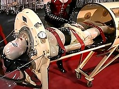 3 latex and lung machine vids from bizarre Rubber Doll Factory