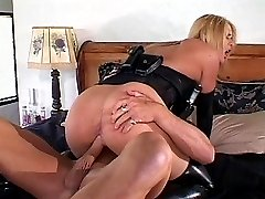 Giving the cop plenty of big cock fucking