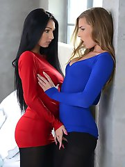 Watch welivetogether scene pussy peeping featuring cyrstal rae browse free pics of cyrstal rae from the pussy peeping porn video now