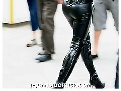 Hot candid girl asses