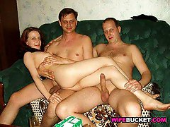 Random amateur swingers
