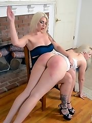 Dria Spanked by Wife