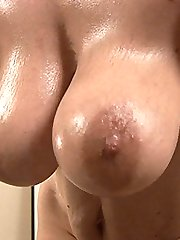 amazing big natural monster breast MILF