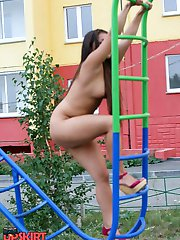 Nudism teen pics of amateur babe