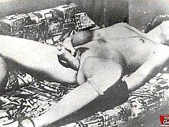 Vintage hardcore photograph