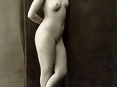 Beautiful nudes standing stripped