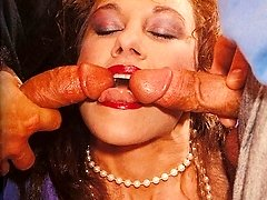 Old School woman fucked anal