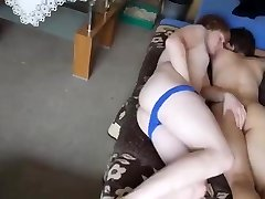 Cumming alone and with friend