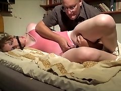 Daddydom Teasing And Edging His Little Subordinated Trans Woman In Bondage
