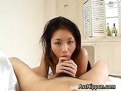 Bj's Cock and Spits Cum part2