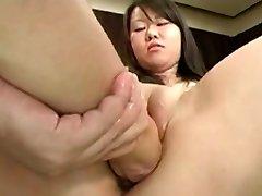 アジア日本Cunt Fisting