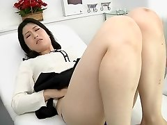 Asian lesbian erotic spitting rubdown clinic Subtitled