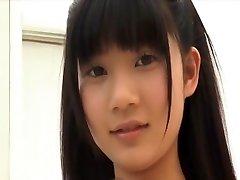 söt japansk tjej