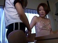 Chaude Asiatique Écolière Séduit Impuissant Enseignant